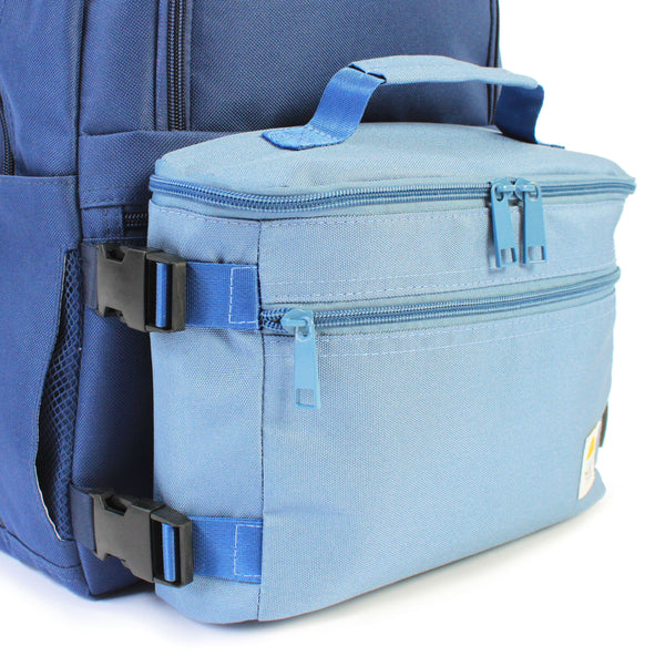 HT Recess Lunchbox 2.0 - Blue Combo