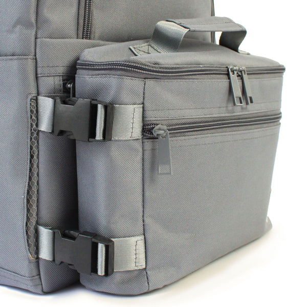 HT Recess Lunchbox 2.0 - Grey