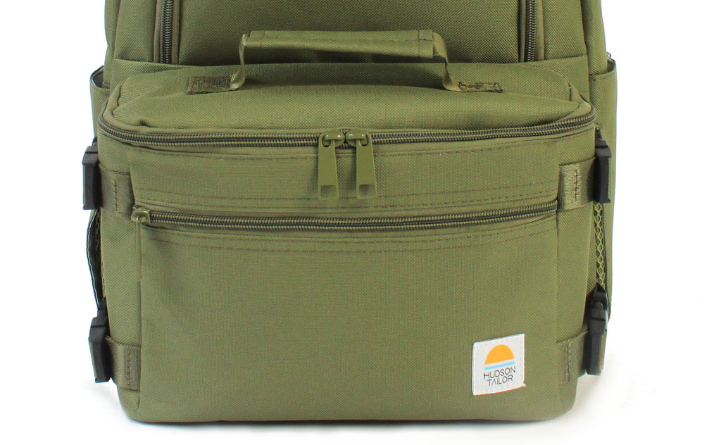 HT Recess Lunchbox 2.0 - Olive