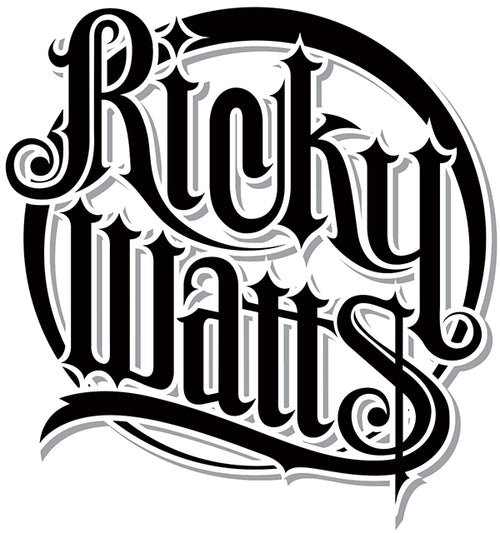 Ricky Watts Circle Logo