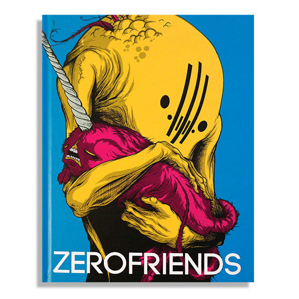 ZeroFriends - Hardcover Book