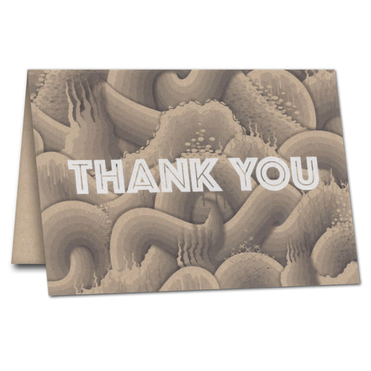 Thank You Card - 25 PACK