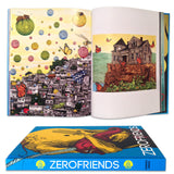 """ZeroFriends"" Hardcover Book"