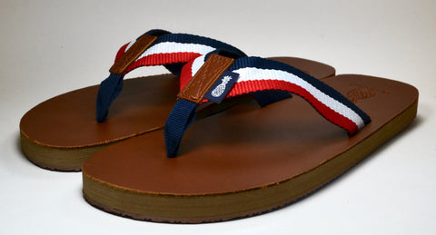 The Gentleman's Americana Leather Sandal
