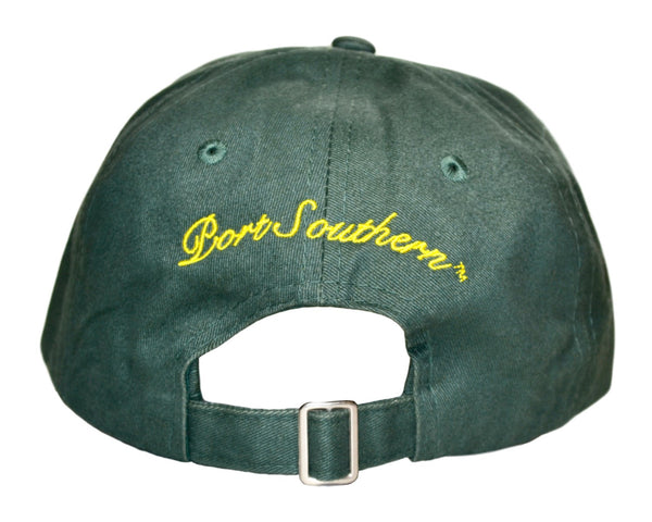 The Pineapple Hunter Green Hat