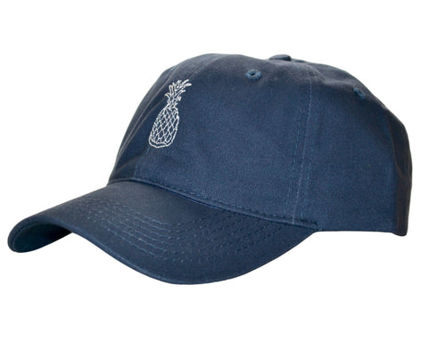 The Hospitality Navy Blue Hat