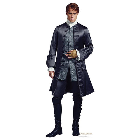 Outlander Jamie Fraser Life-Size Standee, French Finery