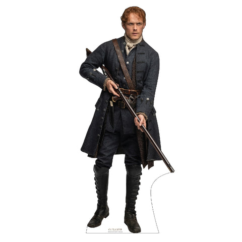 Jamie Fraser Colonial America Life-Size Standee from Outlander