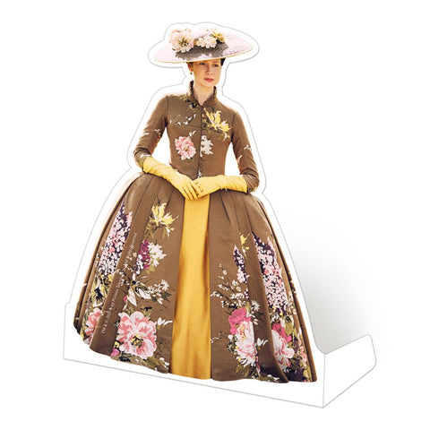 Outlander Pocket Standee, Claire Wearing a Ball Gown