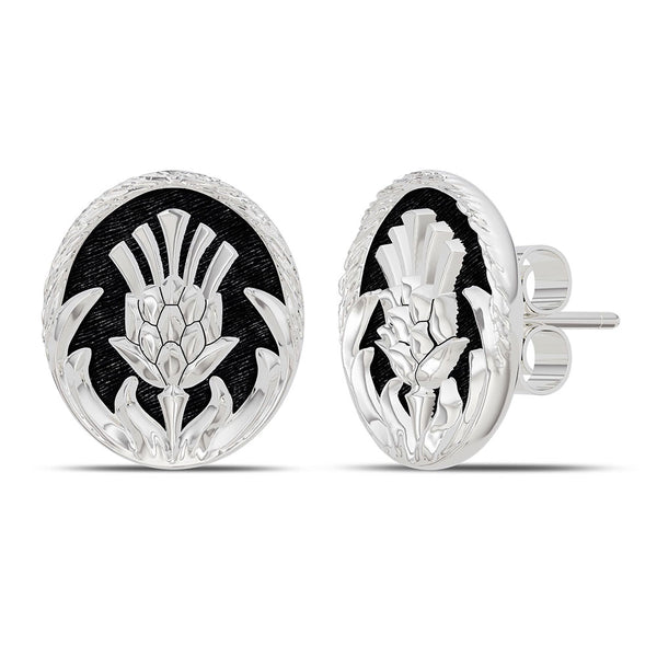 Outlander Stud Earrings designed by BIXLER