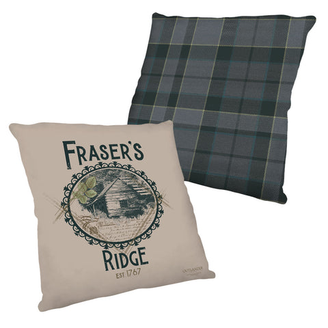 Fraser's Ridge pillow