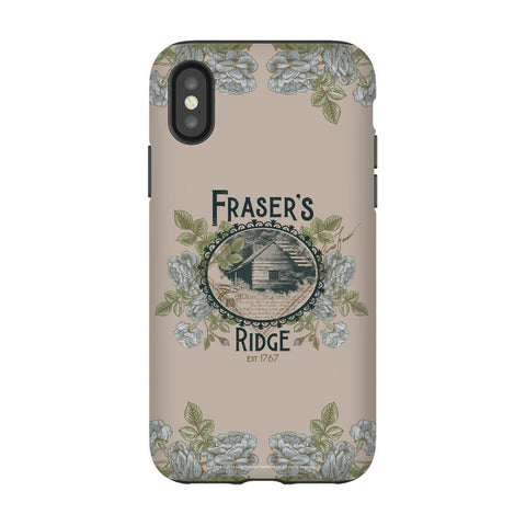 Outlander Fraser's Ridge Tan Phone Case