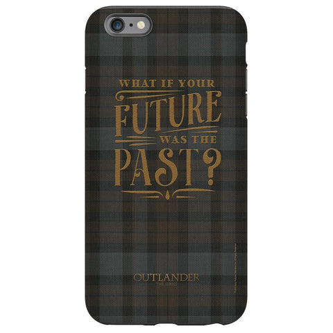 Outlander Future Past Phone Case