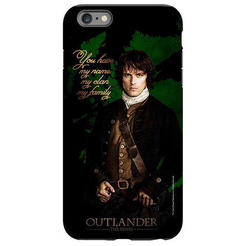 Outlander Jamie Quote Phone Case