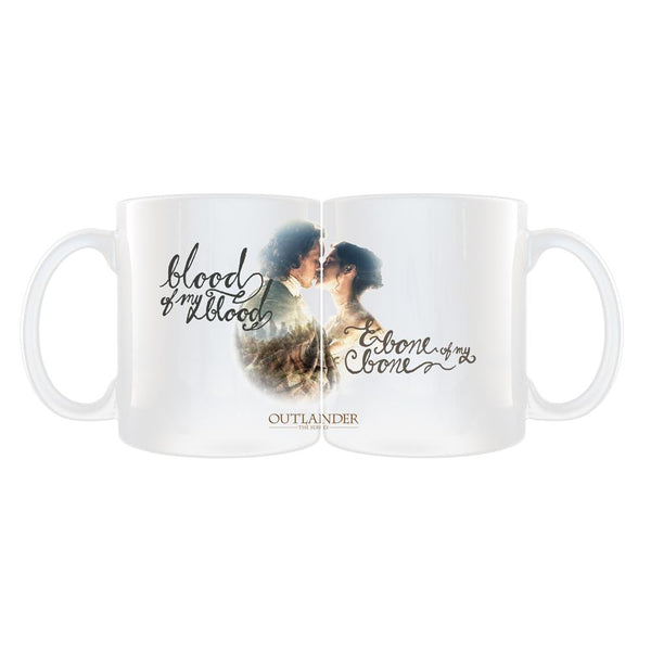 Outlander Blood Of My Blood Transforming Mug