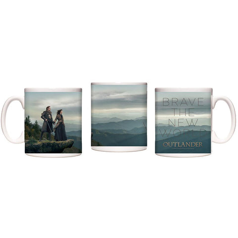 Outlander Brave New World Mug