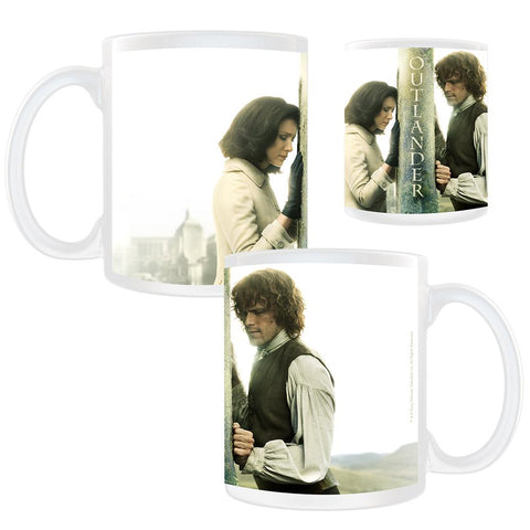 Outlander Jamie And Claire Season 3 Mug
