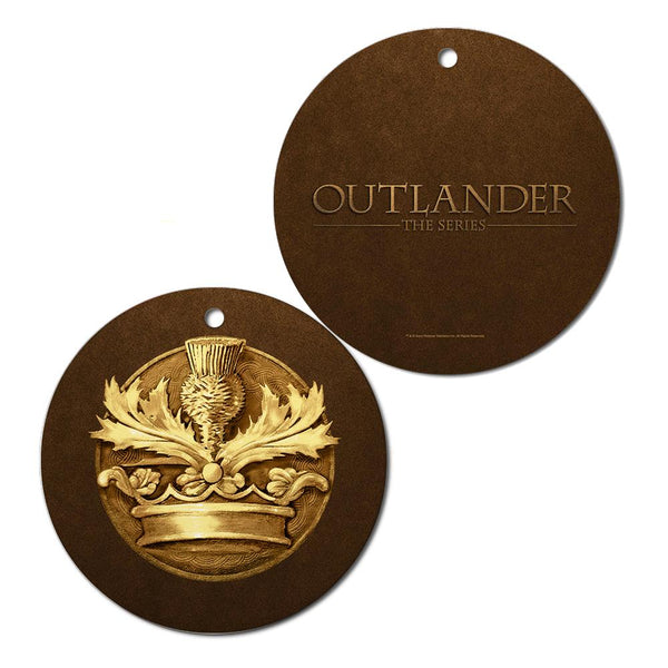 Outlander Crest Ornament