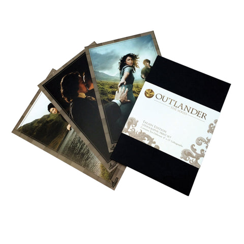 Outlander Lithographic Print Set (Set of 10)