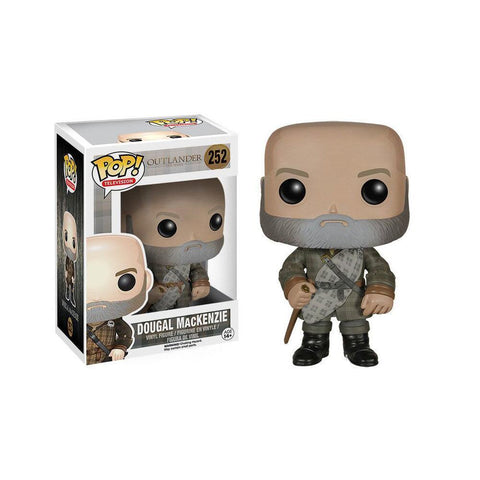 POP TV: Outlander Dougal MacKenzie Pop! Vinyl Figure by Funko