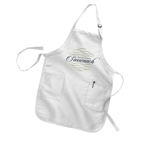 Sassenach Apron from Outlander