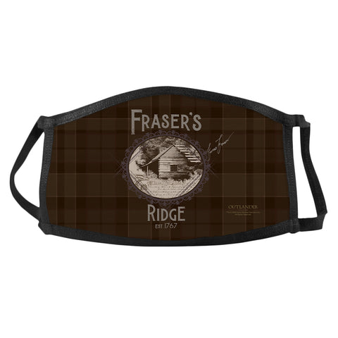Fraser's Ridge Mask from Outlander