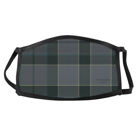 Tartan Plaid Face Mask from Outlander