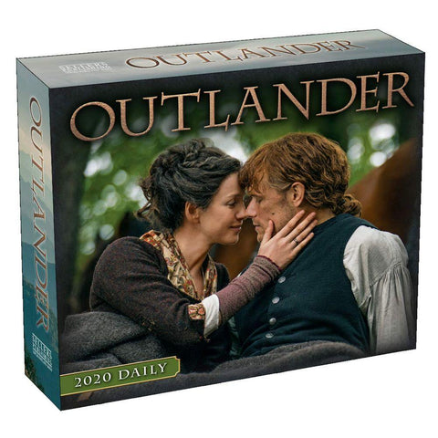 Outlander 2020 Boxed Daily Calendar