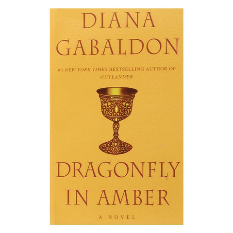 Dragonfly in Amber: A Novel Paperback Book
