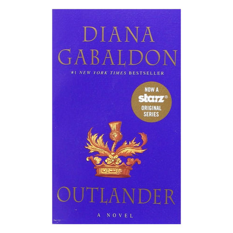 Outlander: A Novel Paperback Book