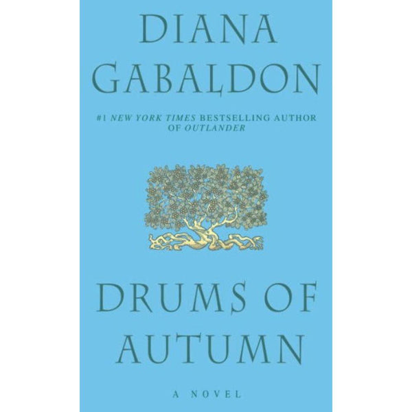 The Drums of Autumn Paperback Book