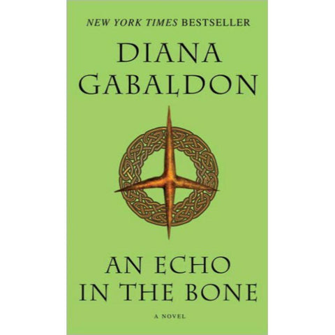 An Echo in the Bone: A Novel Paperback Book