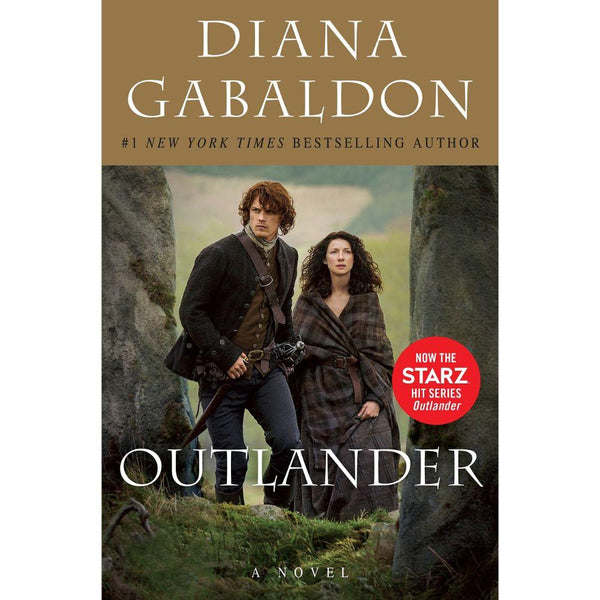 Outlander (Starz Tie-in Edition): A Novel Paperback Book