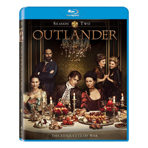 Outlander: Season Two - Blu-ray/UltraViolet