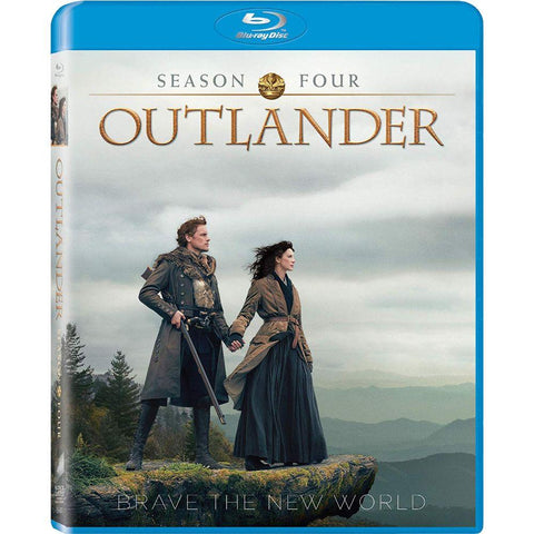 Outlander Season 04, Blu-ray/UltraViolet