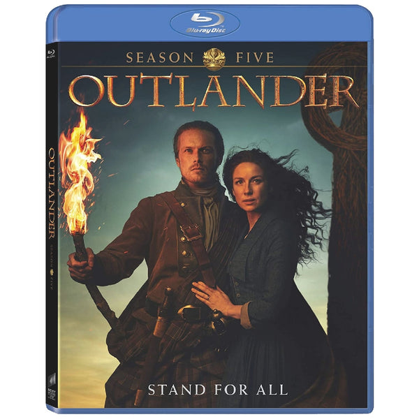 Outlander Season 5 Blu-ray Set