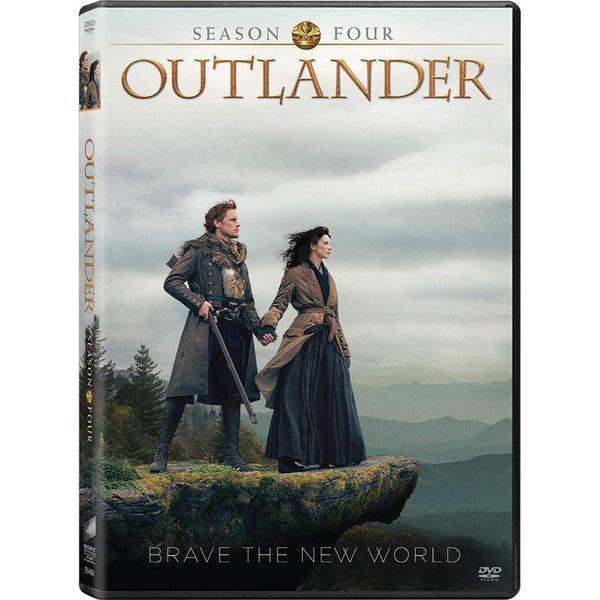 Outlander Season 04 DVD