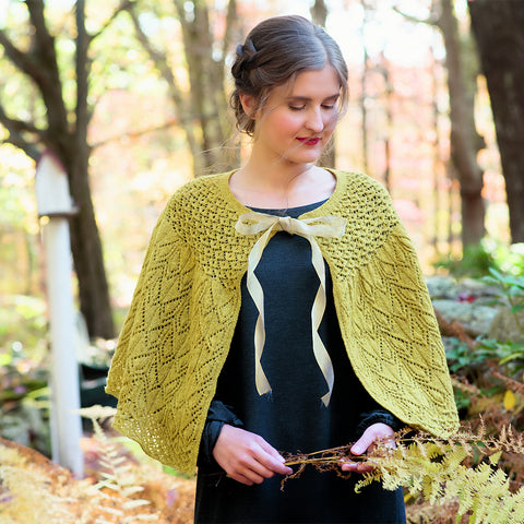 Outlander Sauteuse Des Anges Capelet Kit
