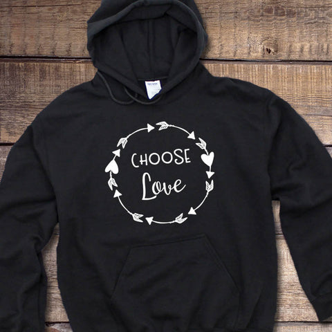 Image of Choose Love Hoodie