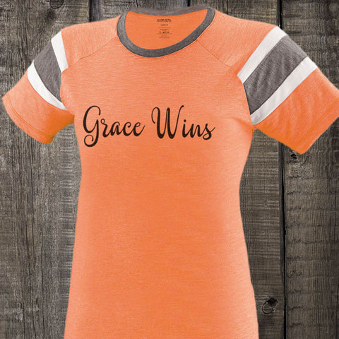 Grace Wins Fan T-Shirt