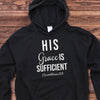His Grace Is Sufficient Hoodie
