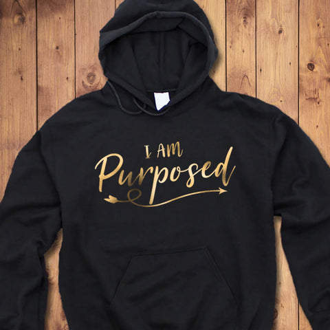 Image of I Am Purposed Hoodie