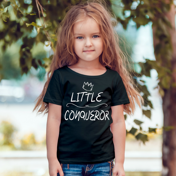 Little Conqueror Kids T-Shirt
