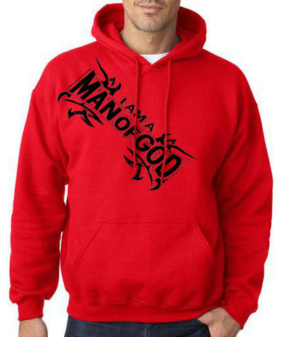 I am a Man of God™ Hoodie