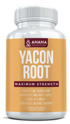 Yacon Root Powder Capsules