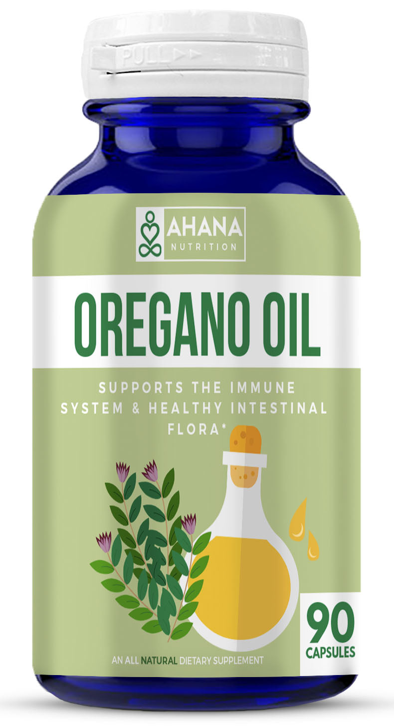 Oregano Oil Capsules