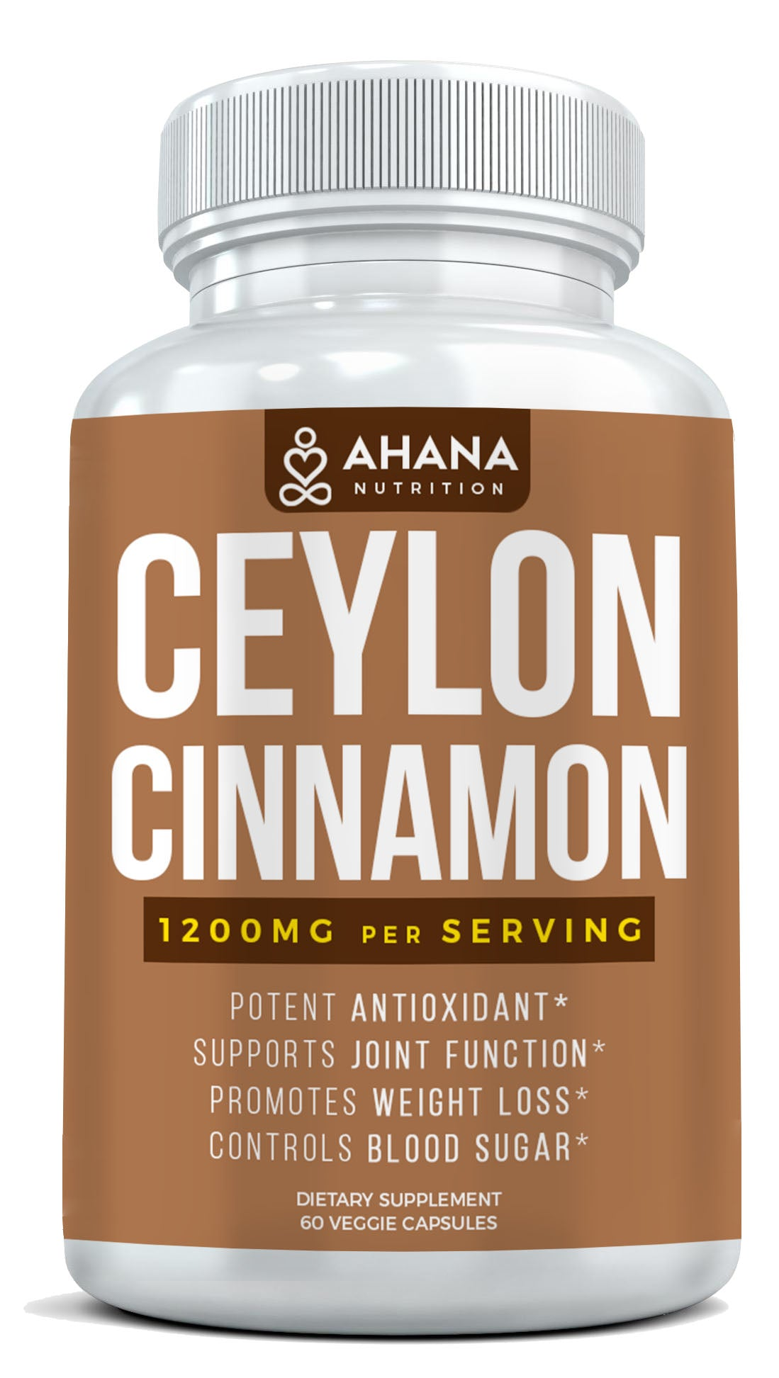 Ceylon Cinnamon Extract Supplement