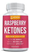 Raspberry Ketones Extract Supplement