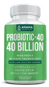 Probiotic Pills (40 Billion CFU)