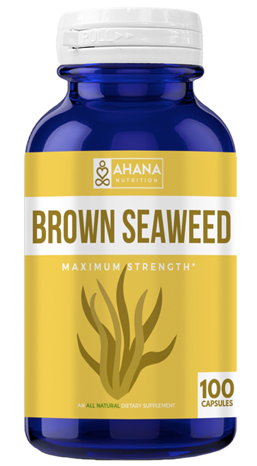 Brown Seaweed Capsules
